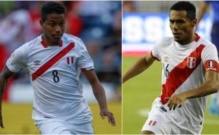 Selección: con Andy Polo y sin Lobatón ante Paraguay y Brasil