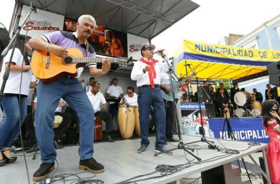 Facebook: así celebran el Día de la canción criolla en Lima