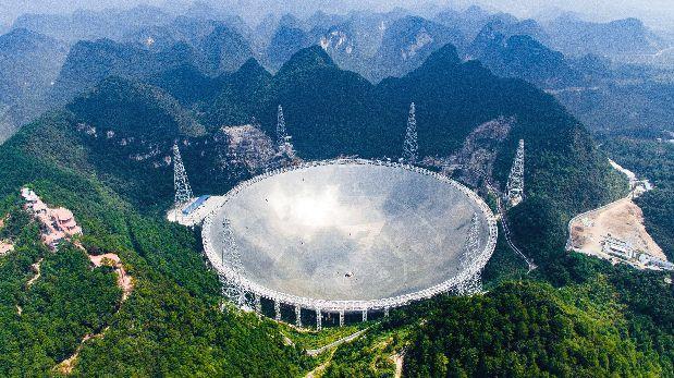 China se une a la búsqueda de extraterrestres