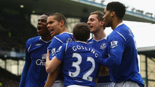 Rodwell fue considerado como una de las grandes promesas del fútbol inglés cuando debutó con el Everton a los 16 años. (Foto: Getty Images)