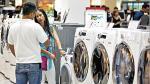 Las lavadoras impulsan la venta de electrodomésticos en Perú - Noticias de javier ugarte