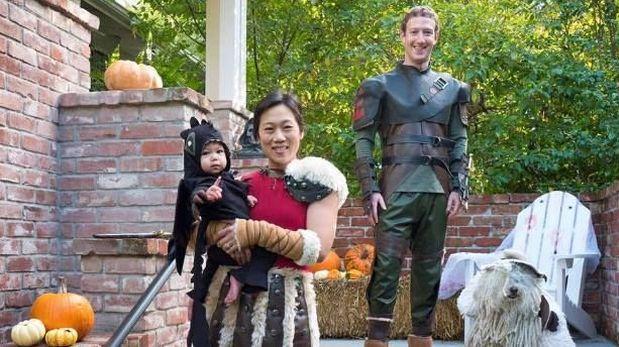 Facebook: ¿de qué se disfrazó Mark Zuckerberg por Halloween?