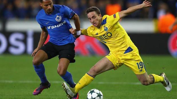 Porto ganó y se mantuvo segundo de grupo en Champions
