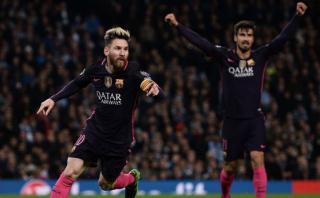 Messi inició y terminó contragolpe con golazo al City [VIDEO]