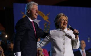 ¿Cómo se le dirá a Bill Clinton si Hillary gana las elecciones?