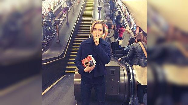 Emma Watson y su emotivo encuentro con