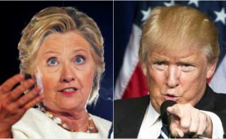 A 6 días de elecciones, ¿cuál es el plan de Clinton y Trump?
