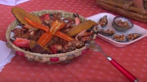 Ajpi, camote y pescados eran parte de la dieta de los antiguos pobladores del Perú. (Foto: Zona Caral)