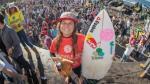 Sofía Mulanovich volvió a ganar un campeonato de surf - Noticias de sofia mulanovich