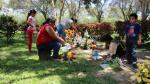 Piuranos abarrotaron cementerios en el Día de Todos los Santos - Noticias de teodoro garcia