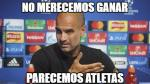 Barcelona: los mejores memes de su dolorosa caída ante el City - Noticias de sergio bravo