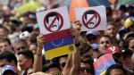 Venezuela: Oposición suspende marcha al palacio presidencial - Noticias de iglesia catolica