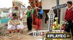 Música y danzas en el cementerio más grande de Latinoamérica - Noticias de alberto begazo