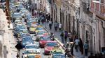 Reforma a medias: taxis livianos seguirán en Arequipa - Noticias de luis quispe candia