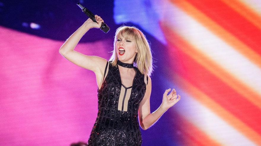Taylor Swift, la mujer mejor pagada en 2016