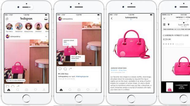 Descubre cómo hacer compras sin salir de Instagram [VIDEO]