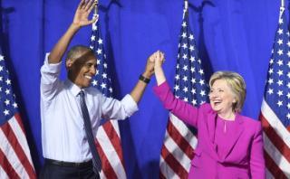 Obama, el hombre que pone el carisma a la campaña de Clinton