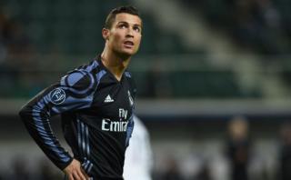 Cristiano Ronaldo hizo el ridículo con esta jugada innecesaria
