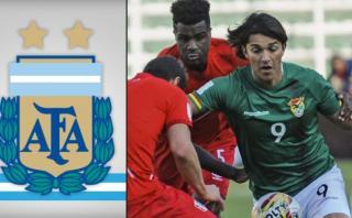 Argentina pidió a la FIFA revisar sanción a Bolivia