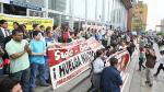 Poder Judicial: trabajadores acatan paro de 48 horas - Noticias de nivelación de sueldos