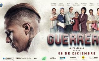 """""""Guerrero"""": mira los afiches oficiales de la película peruana"""
