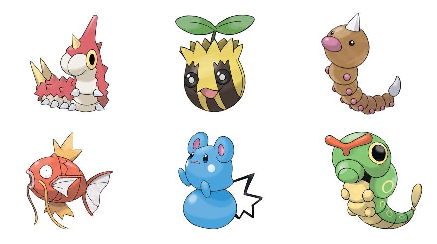 PERÚ: Pokémon Go: Pidgey y Rattata no aparecerán con tanta frecuencia