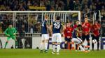 United: De Gea se quedó estático ante gran tiro libre de Lens - Noticias de david de gea