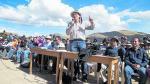 Conflicto social en Apurímac: el nuevo escenario de Las Bambas - Noticias de elsa galarza