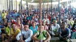 Saramurillo: tras 65 días, se mantiene bloqueado el río Marañón - Noticias de rolando rodriguez