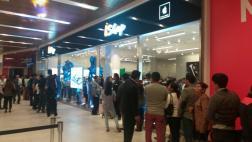 iShop Perú: Más de 500 iPhone 7 entregados en el primer día