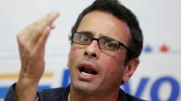 Venezuela: Denuncian a Henrique Capriles por el Caso Odebrecht