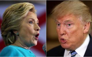 Clinton y Trump movilizan a sus electores en la recta final