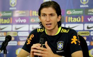 Filipe Luis y su buena descripción de Neymar, Messi y Cristiano