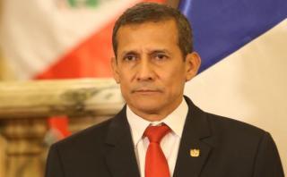 Comisión de Defensa citó a Ollanta Humala para este miércoles