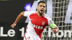 Falcao, convocado por Colombia, marcó nuevo doblete en Mónaco