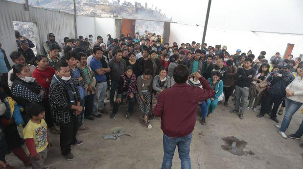 Cantagallo: Lima descartó a Campoy para reubicar a shipibos