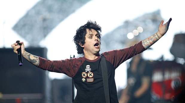 La banda Green Day será motivo de un homenaje en los MTV EMA 2016. (Foto: Agencias)