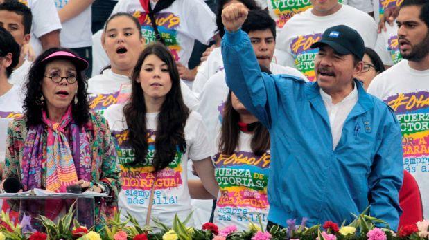 Ratificado triunfo de Daniel Ortega