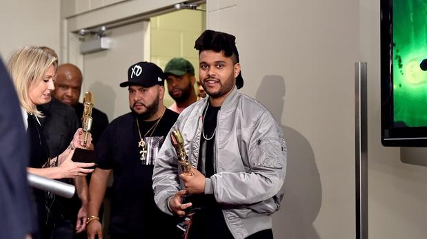 The Weeknd se presentará en los MTV EMA 2016. (Foto: AFP)