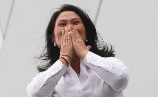 Keiko Fujimori: 100 días de silencio [CRÓNICA]