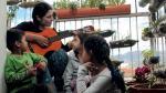 Magaly Solier, maestra de futuros líderes en Ayacucho - Noticias de oscar paz