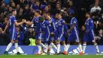 Chelsea goleó 5-0 a Everton y lidera la Premier League [VIDEO] - Noticias de eden hazard