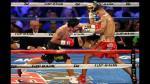 Manny Pacquiao: las postales que dejó su vuelta al cuadrilátero - Noticias de boxeador filipino