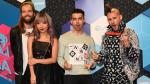 MTV EMA 2016: las estrellas desfilaron por la alfombra roja - Noticias de joe jonas