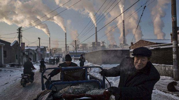 Una tonelada de CO2 reduce 3 metros cuadrados de hielo ártico