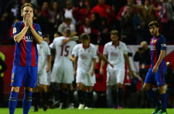 Barcelona: las postales del gran triunfo de visita ante Sevilla