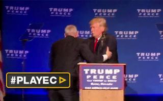 Clinton y Trump: el frenesí a dos días de elecciones en EE.UU.