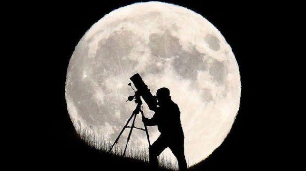 Prepárate para ver la Luna más grande de los últimos 68 años