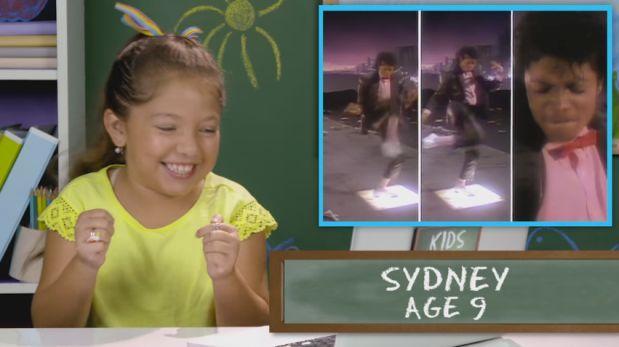 La reacción de los niños al escuchar a Michael Jackson [VIDEO]
