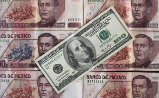 Peso mexicano subió tras anuncio de FBI sobre Hillary Clinton